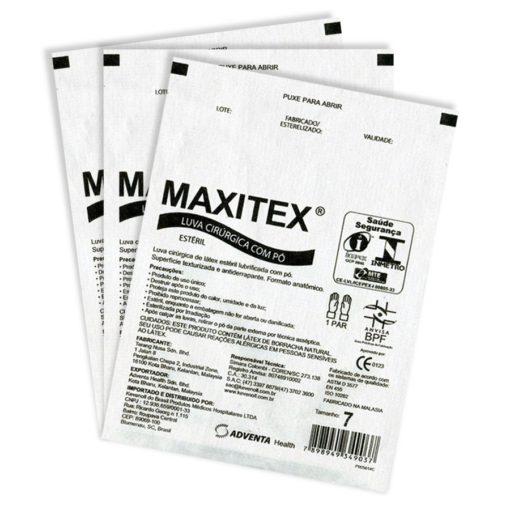 Maxitex luva cirurgica