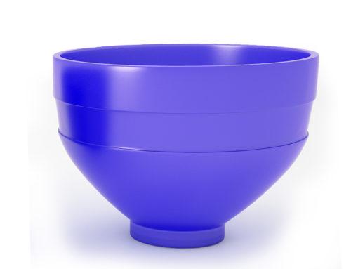 Tigela Maquira grande azul